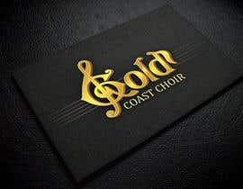 #263 untuk Logo Design for Gold Coast Choir oleh lastmimzy