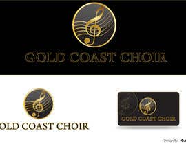 #265 pentru Logo Design for Gold Coast Choir de către awboy