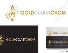 #264 pentru Logo Design for Gold Coast Choir de către awboy