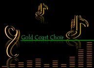 Graphic Design Kilpailutyö #364 kilpailuun Logo Design for Gold Coast Choir