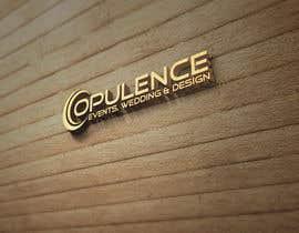 mahabubfakir31 tarafından Design a Logo for Opulence Events, Weddings & Design için no 45
