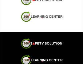 shipurussell2011 tarafından Design a Logo for 360 Safety Solution and 360 Learning Center için no 42