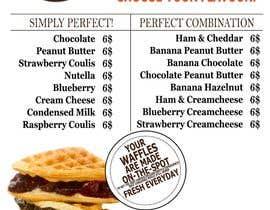 ravichandra0606 tarafından Waffle Poster Design için no 10