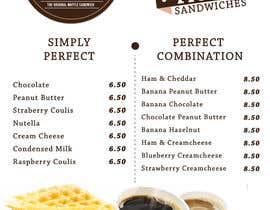 olibyeah tarafından Waffle Poster Design için no 11