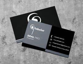 Nro 38 kilpailuun Globelet Business Cards käyttäjältä frelancershima