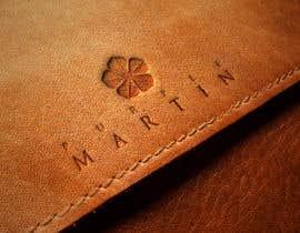 "valentinkottler tarafından Design a logo for a leather brand ""Purple Martin"" için no 49"