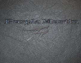 "Ivanisov tarafından Design a logo for a leather brand ""Purple Martin"" için no 55"