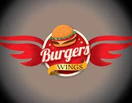 Nro 26 kilpailuun Design a burger restaurant store sign käyttäjältä alykarowaliya