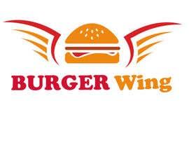 Nro 23 kilpailuun Design a burger restaurant store sign käyttäjältä DavidBoyati