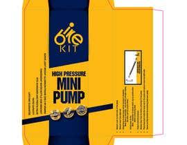 #62 for New Bike brand / box design by sisdezign