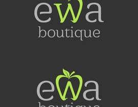 Nro 162 kilpailuun Design a Logo Ewa Boutique for cosmetics käyttäjältä eddy82