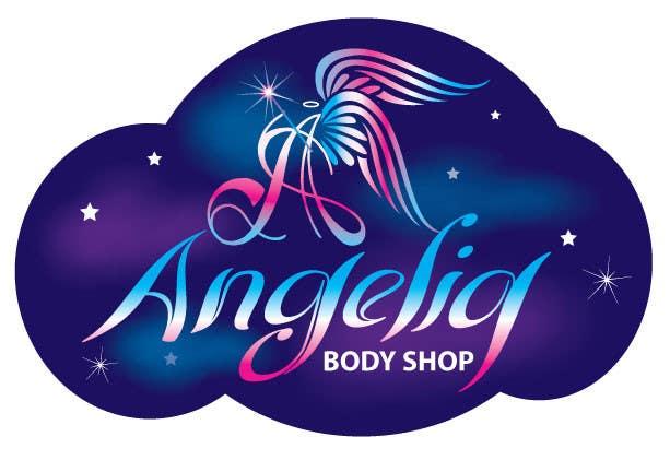Penyertaan Peraduan #160 untuk I need some Graphic Design for an  Angel Logo