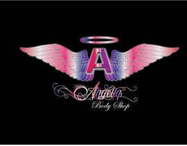 #141 untuk I need some Graphic Design for an  Angel Logo oleh jinupeter