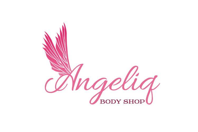 Penyertaan Peraduan #126 untuk I need some Graphic Design for an  Angel Logo