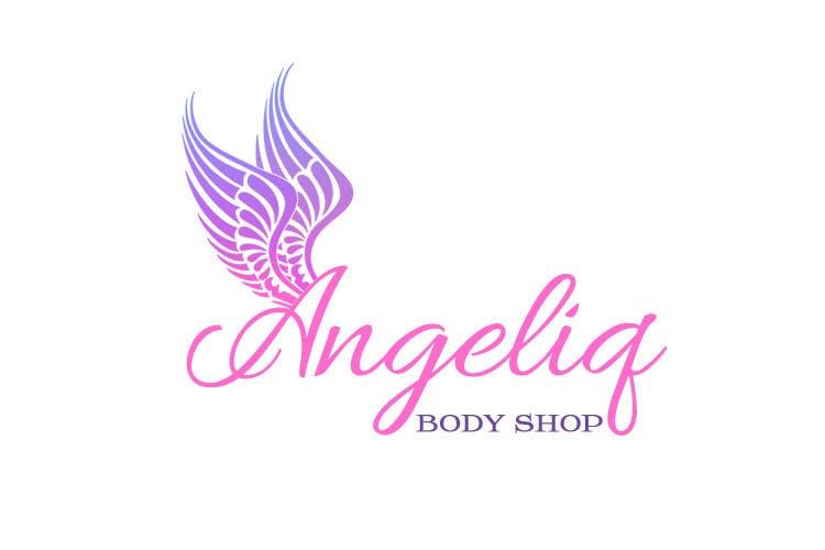 Penyertaan Peraduan #133 untuk I need some Graphic Design for an  Angel Logo