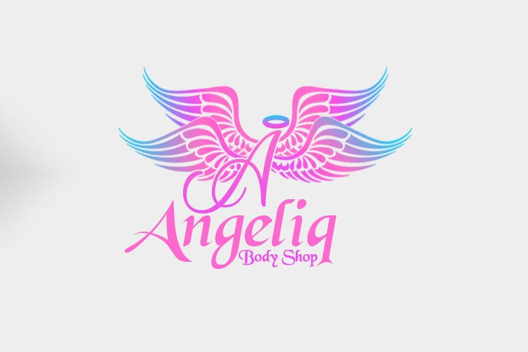 Penyertaan Peraduan #159 untuk I need some Graphic Design for an  Angel Logo