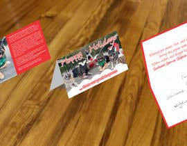 #2 para Design a 5x7 Christmas Card for SGSR por mgliviu