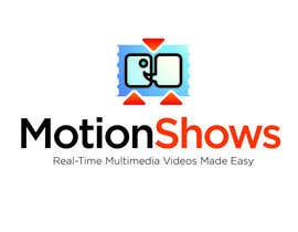 IOdesigner tarafından Need a Creative, Modern, Simplistic logo designed for the Launch of Motionshows.com için no 48