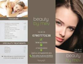 Nro 41 kilpailuun Design a Flyer for beauty services for women käyttäjältä biplob36