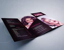 Nro 5 kilpailuun Design a Flyer for beauty services for women käyttäjältä abudabi3