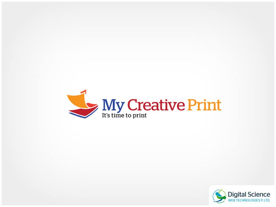 Contest Entry #61 for Logo Design for mycreativeprint.com