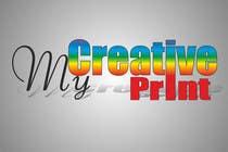 Graphic Design Kilpailutyö #103 kilpailuun Logo Design for mycreativeprint.com