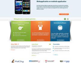 nº 26 pour Website Design for Trin-iT Software Solutions par emdes19