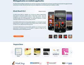 #45 untuk Website Design for Trin-iT Software Solutions oleh emdes19