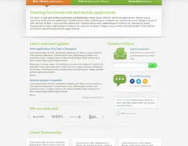 nº 41 pour Website Design for Trin-iT Software Solutions par andrewnickell