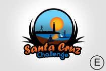 Contest Entry #98 for Illustration Surfer Sunset Santa Cruz Dog LOGO contest