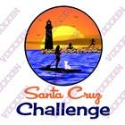 Contest Entry #79 for Illustration Surfer Sunset Santa Cruz Dog LOGO contest