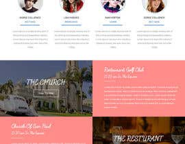 webmastersud tarafından Design for wedding website için no 6