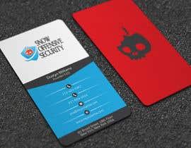 Nro 141 kilpailuun Design Business Card käyttäjältä dnoman20