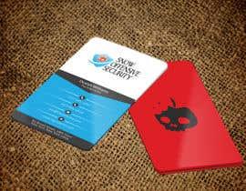 Nro 161 kilpailuun Design Business Card käyttäjältä dnoman20
