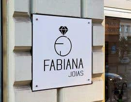 #14 for Fabiana Joias. Logo and Facebook Cover by fabriciarj