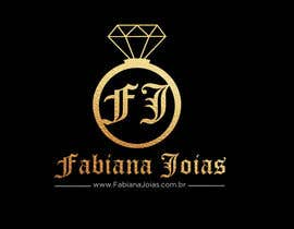 #10 for Fabiana Joias. Logo and Facebook Cover by edisontoh