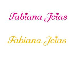 #24 for Fabiana Joias. Logo and Facebook Cover by YessaY