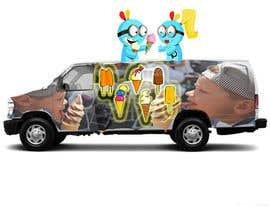 Nro 3 kilpailuun Ice cream van design käyttäjältä daveutton