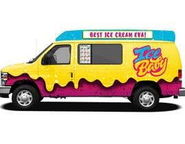 Nro 22 kilpailuun Ice cream van design käyttäjältä pencey