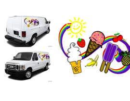 Nro 1 kilpailuun Ice cream van design käyttäjältä Goodintentions11
