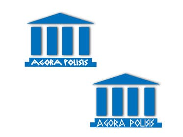 #7 for Design a Logo for the name agorapolisis by bilanclaudiu