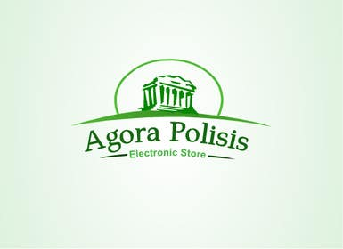 #20 for Design a Logo for the name agorapolisis by lNTERNET