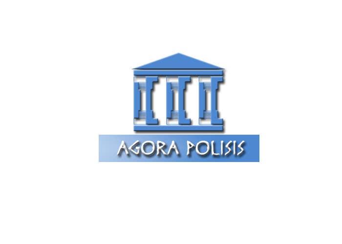 #8 for Design a Logo for the name agorapolisis by DanielAlbino