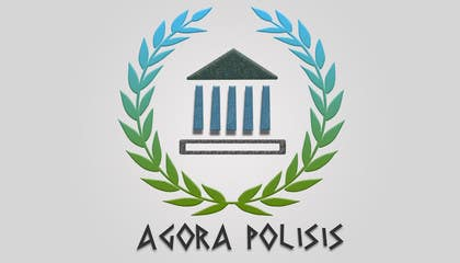 #45 for Design a Logo for the name agorapolisis by vijaymahale101