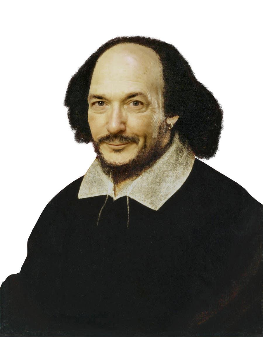 Penyertaan Peraduan #                                        24                                      untuk                                         Make my boss look like William Shakespeare
