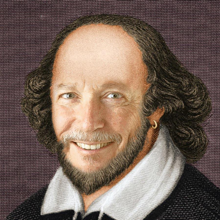 Penyertaan Peraduan #                                        12                                      untuk                                         Make my boss look like William Shakespeare