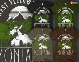 dhido tarafından West Yellowstone için no 13