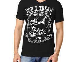 Nro 77 kilpailuun Design a T-Shirt käyttäjältä hamxu