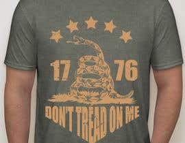 Nro 87 kilpailuun Design a T-Shirt käyttäjältä KaimShaw