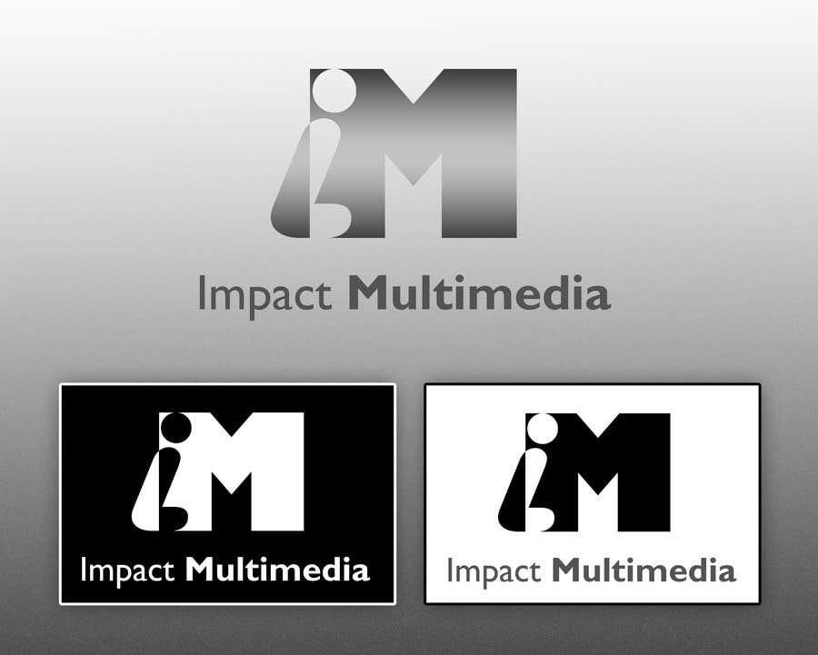 Конкурсная заявка №89 для Logo Design for Impact Multimedia